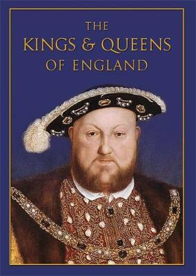 The Kings & Queens of England by Nicholas Best image