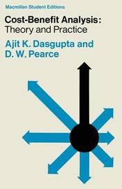 Cost-benefit Analysis by Ajit K. Dasgupta