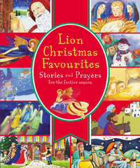 Lion Christmas Favourites by Lois Rock image