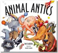 Animal Antics by Neil Griffiths image