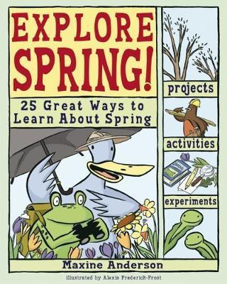 Explore Spring! by Lauri Berkenkamp image