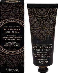 MOR Emporium Classics: Hand Cream - Belladonna (110ml)