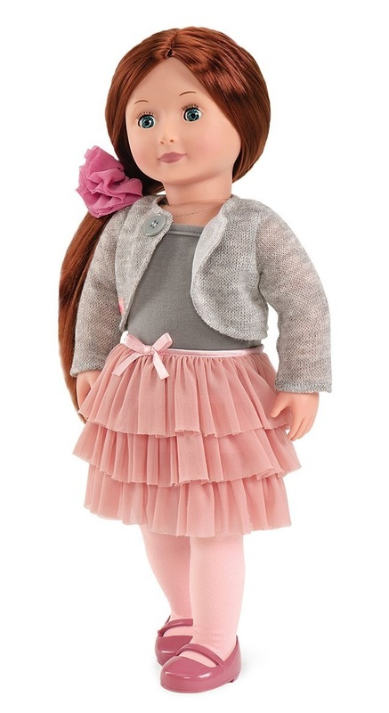 "Our Generation: 18"" Regular Doll - Ayla"