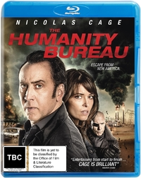 The Humanity Bureau on Blu-ray