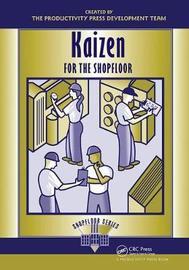 Kaizen for the Shop Floor by Productivity Press Development Team image
