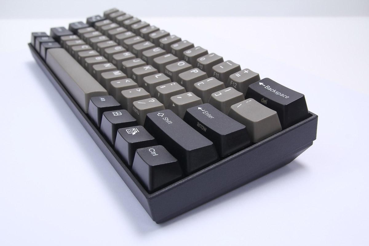 V60 Cherry MX-Brown Switch keyboard image