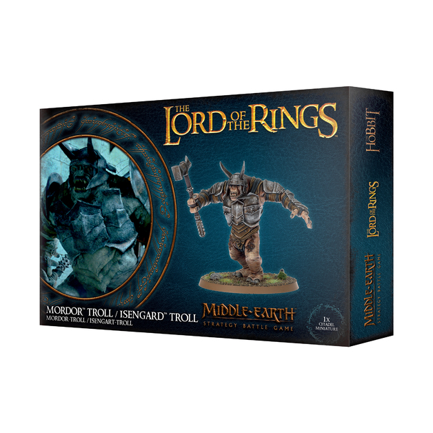 Lord of the Rings: Mordor Troll