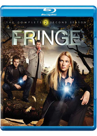 Fringe - The Complete Second Season on Blu-ray