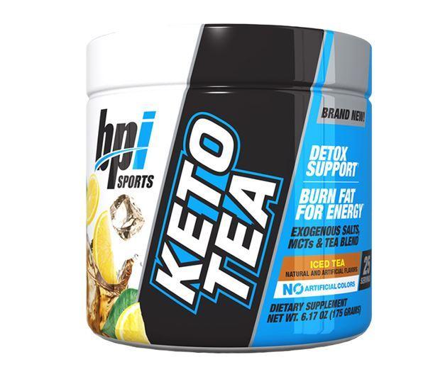 BPI Sports Keto Iced Tea (25 Serve) image