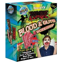 Wild Science - Zombie Blood and Guts Workshop