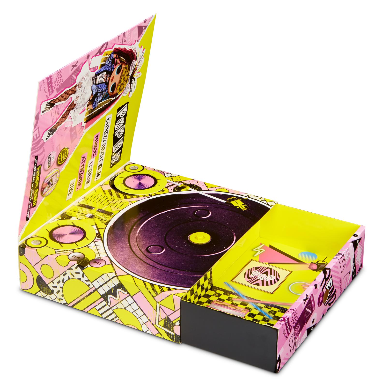 LOL Surprise!: O.M.G Remix Dolls - Pop B.B image
