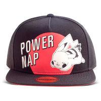 Pokemon: Power Nap Pikachu - Adult Cap