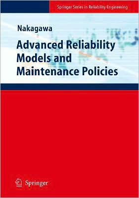 Advanced Reliability Models and Maintenance Policies by Toshio Nakagawa image