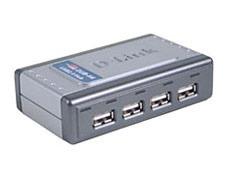 D-Link DUB-H4 4 Port USB 2.0 Hub