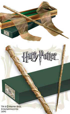 Harry Potter Wand Replica - Hermione's with Ollivanders Box