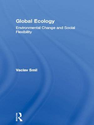 Global Ecology by Vaclav Smil image
