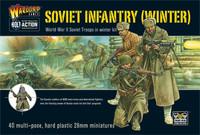 Soviet Winter Infantry