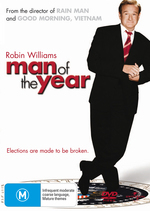 Man Of The Year on DVD