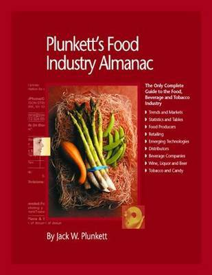 Plunkett's Food Industry Almanac 2010 by Jack W Plunkett image