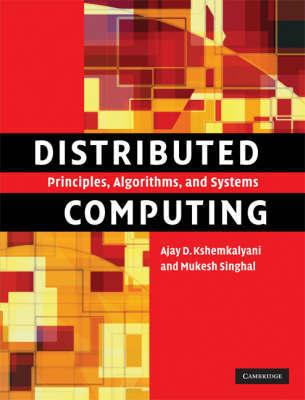 Distributed Computing by Ajay D Kshemkalyani image