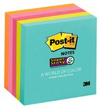 Post-it: Super Sticky Notes - Miami Collection (5 Pack)