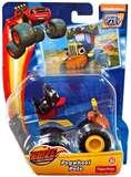 Blaze & The Monster Machines: Diecast Vehicle - Pegwheel Pete