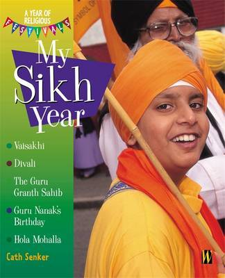 My Sikh Year by Cath Senker image