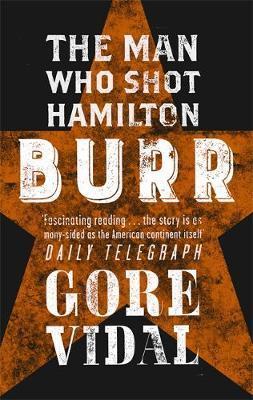 Burr by Gore Vidal image