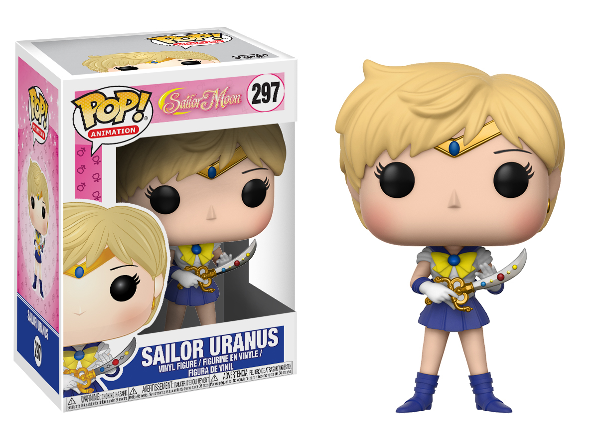 Sailor Moon – Sailor Uranus Pop! Vinyl Figure image