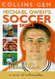 Michael Owen Soccer Skills by Michael Owen image