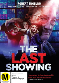 The Last Showing on DVD image