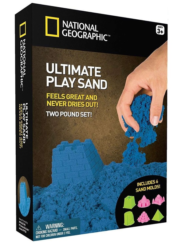 National Geographic: Ultimate Play Sand - (Blue)