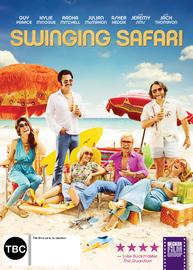 Swinging Safari on DVD