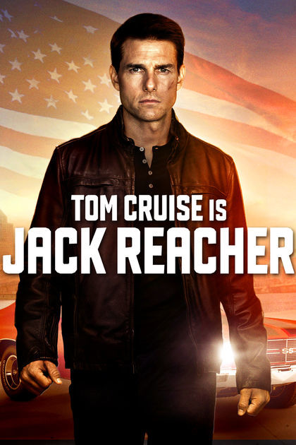 Jack Reacher on UHD Blu-ray
