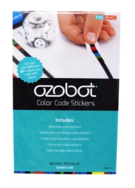 Ozobot: Colour Code - Sticker Pack