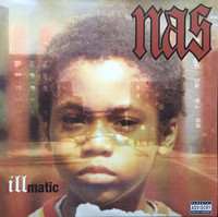 Illmatic (LP) by Nas
