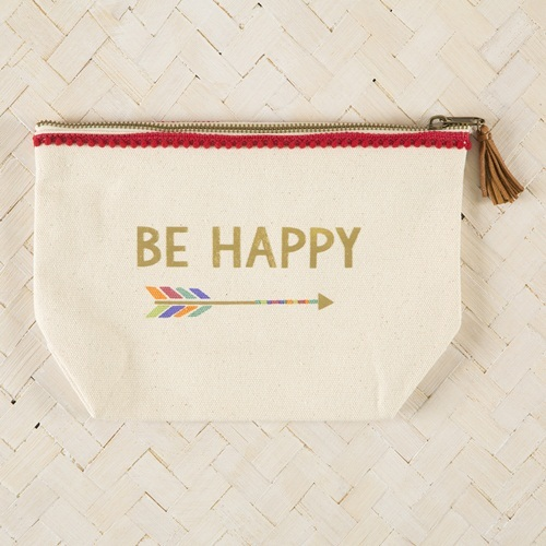 Natural Life: Pouch - Indie Be Happy Arrow image