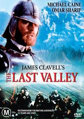 The Last Valley on DVD