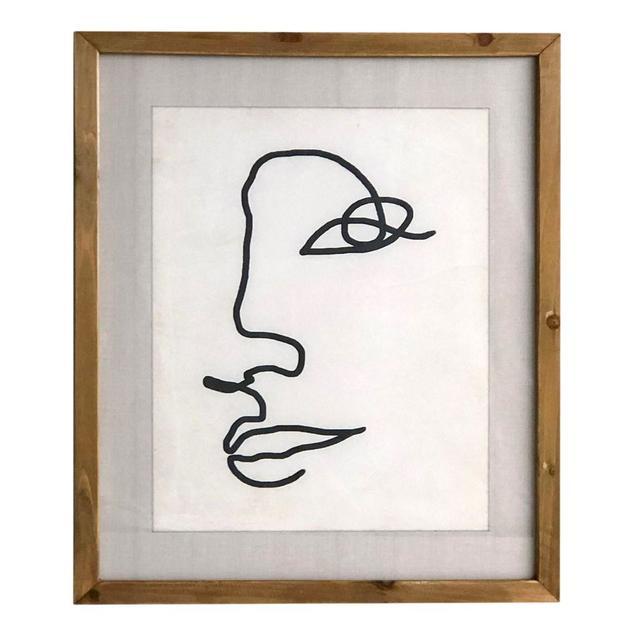 Framed Faces Prints