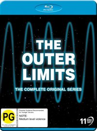 The Outer Limits - The Complete Original Series (Collector's Edition) on Blu-ray