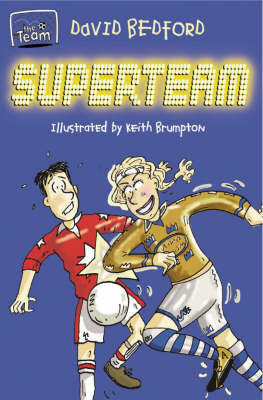 Superteam by David Bedford image