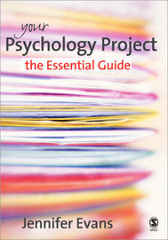 Your Psychology Project by Jennifer Evans image
