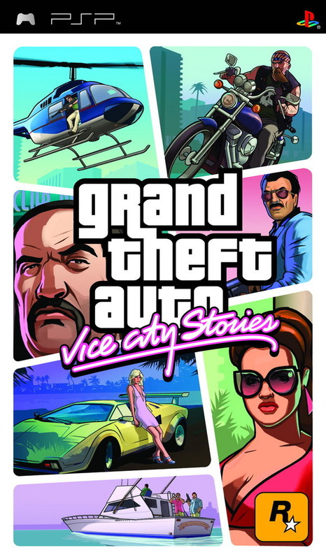 Grand Theft Auto: Vice City Stories (Platinum) for PSP