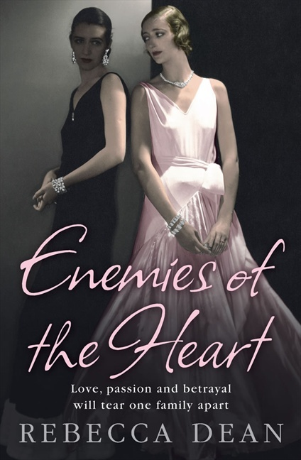 Enemies of the Heart (large) by Rebecca Dean