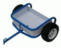 Tuff Trailer Blue