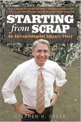 Starting from Scrap by Stephen H Greer image