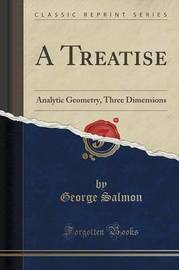 A Treatise by George Salmon