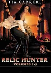Relic Hunter - Season 1: Vol. 1-3 (3 Disc Set) on DVD