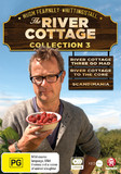 The River Cottage Collection 3 on DVD