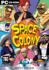 Space Colony for PC Games